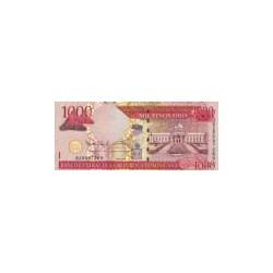 Dominican Republic1.000Pesos Oro2006