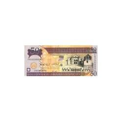Dominican Republic50Pesos Oro2008