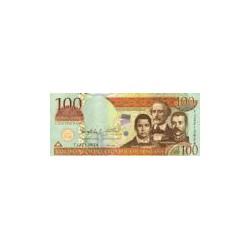 Dominican Republic100Pesos Oro2009