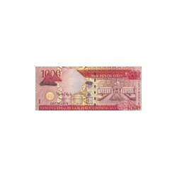 Dominican Republic1.000Pesos Oro2009