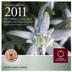 Oostenrijk BU-Set 2011