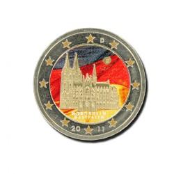 T1 Duitsland 2011 - 2 euro 'Nordrhein Westfalen', willekeurige letter