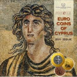 Cyprus BU-Set 2011