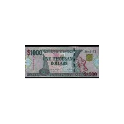 Guyana	1.000	Dollars	ND