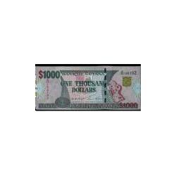 Guyana1.000DollarsND