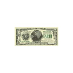 United Kingdom - 1 Global Dollar 'Earth'