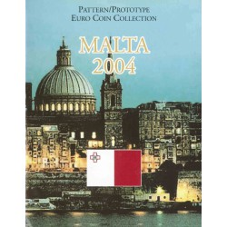 Malta blister 1c t/m 2 E 2004 'George Cross'