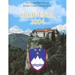 Slovenië blister 1c t/m 2 E 2004