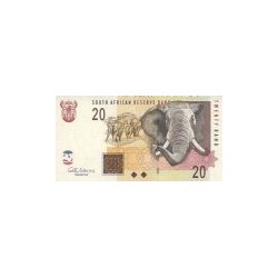 South Africa 20 Rand 2010
