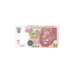 South Africa 50 Rand 2010
