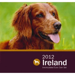 Ierland BU Set 2012 'Animals of Irish Coinage'