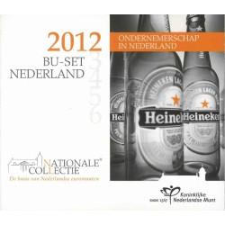 Nederland BU-set 2012 Nederlands Werelderfgoed 'Ondernemerschap in Nederland'