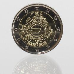 België 2 euro 2012 '10 jaar EURO'