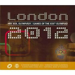 Slowakije BU-Set 2012 'Olympische Spelen Londen'