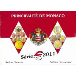 Monaco BU-Set 2011