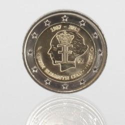 België 2 euro 2012 '75 jaar Queen Elisabeth Competition'