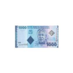 Tanzania 1000 Shilingi 2011
