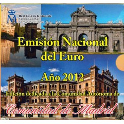 Spanje BU-Set 2012 deel 10 'Madrid'
