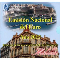 Spanje BU-Set 2012 deel 9 'Melila'