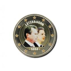 T1 Luxemburg 2006 - 2 euro 'Henri en Guilliaume'