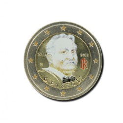 T1 Italie 2012 - 2 euro 'Pascoli'