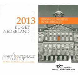 Nederland BU-set 2013 Nederlands Werelderfgoed 'Rijksmonumenten in Nederland'