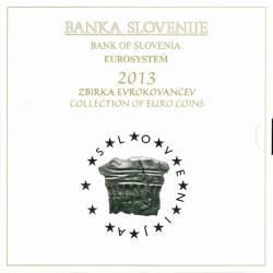 Slovenië BU-Set 2013