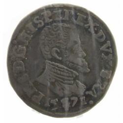 Brabant tiende Philipsdaalder 1571