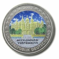 T1 Duitsland 2007 - 2 euro 'Mecklenburg-Vorpommern', willekeurige letter