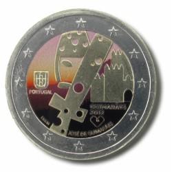 T3 Portugal 2012 - 2 euro 'Guimares'