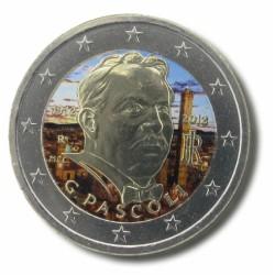 T3 Italië 2012 - 2 euro 'Pascoli'