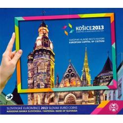 Slowakije BU-Set 2013 'Košice Europese Cultuur stad'