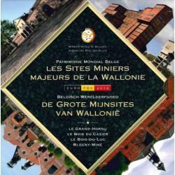 Belgie BU-Set 2013 'De grote mijnsites van Wallonië'