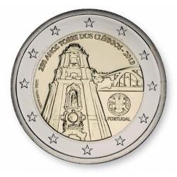 Portugal 2 euro 2013 '250 jaar toren Clérigos'