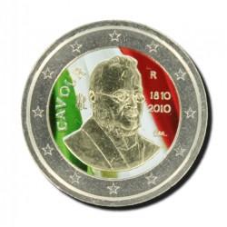 T3 Italië 2010 - 2 euro '200 Jaar Graaf Cavour'