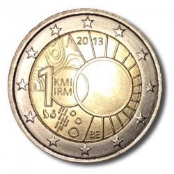 België 2 euro 2013 '100 jaar KMI'