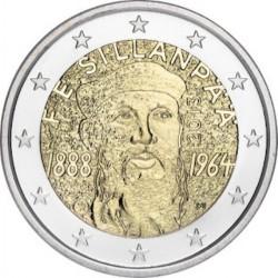 Finland 2 euro 2013 'Sillanpää'