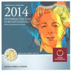 Oostenrijk BU-Set 2014