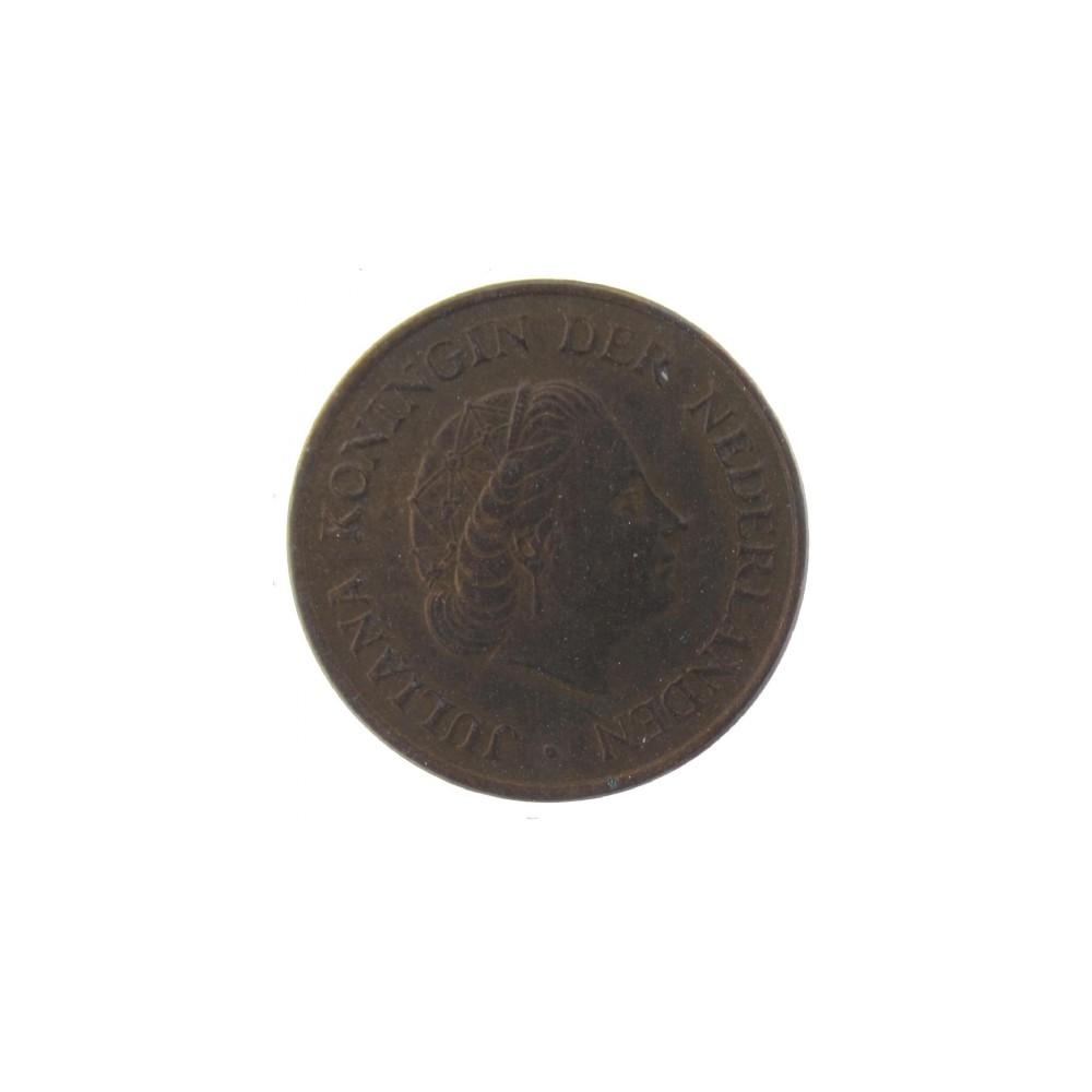 Misslag: 5 cent Z.j. hybride 2x voorzijde