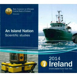 Ierland BU Set 2014 'An Island Nation, Scientific studies'