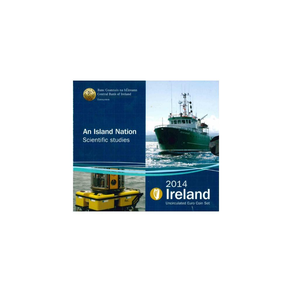 Ierland BU Set 2014 'An Island Nation, Scientific studies'