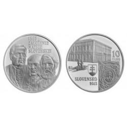 Slowakije 10 euro 2013 '150e verjaardag Matice'