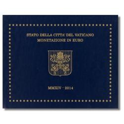 Vaticaan BU-Set 2014 'Nieuwe Paus'