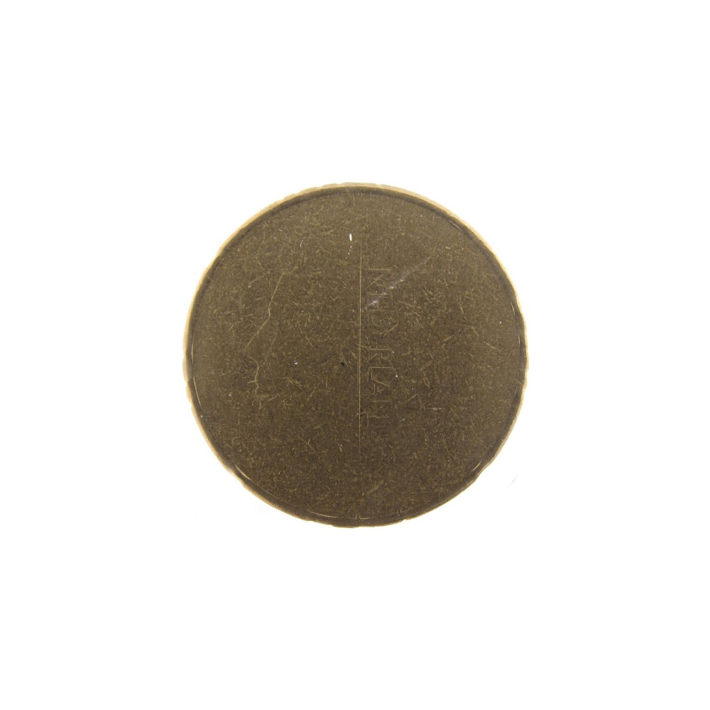 Misslag: 5 gulden 1988 ½ dikte
