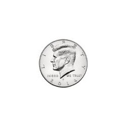 USA Half Dollar Kennedy 2014