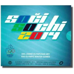 Slowakije BU-Set 2014 'Sochi'