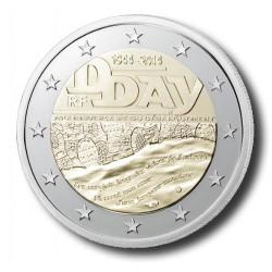 Frankrijk 2 euro 2014 'D-Day'