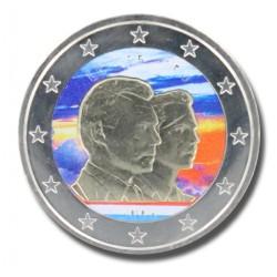 T2 Luxemburg 2006 - 2 euro 'Henri en Guilliaume'