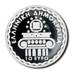 Griekenland 10 euro 2014 'EU Presidentschap'