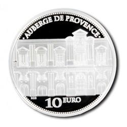 Malta 10 euro 2013 'Auberge de Provence'